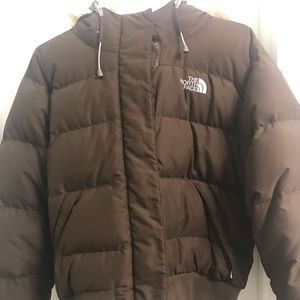 North Face 550 Winter Coat